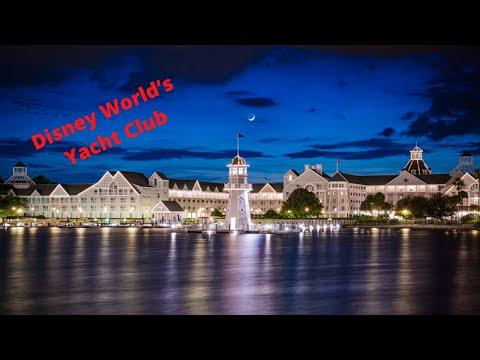 Disney World's Yacht Club room 4236!