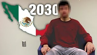 Time Traveler From 2030 Reveals Future of Mexico