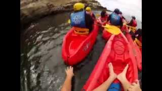 GoPro- Kayaking And Snorkeling The la Jolla Cove