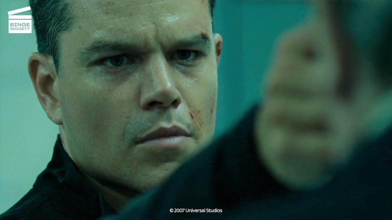 Download The Bourne Ultimatum: Bourne's beginning HD CLIP