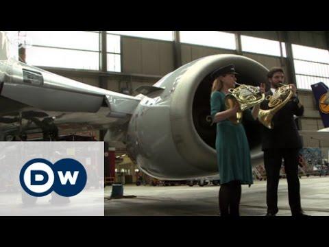 Sarah's Music: Abheben mit dem Lufthansa Orchester | Sarah's Music