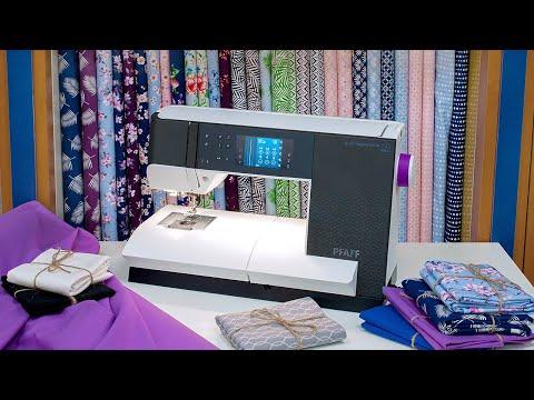 Pfaff Quilt Expression 720 - Обзор швейной машины