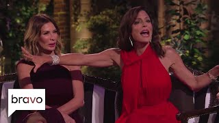 "RHONY: Bethenny Thinks Luann's ""Penthouse"" is Pretentious As F---- (Season 9, Episode 21) 