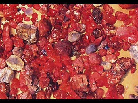 Treasure Hunting Rubies Of The Golden Triangle - Gem Mining