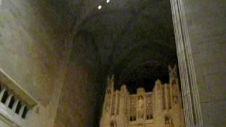 New York Organ concert William Trafka, Church of the Heavenly Rest