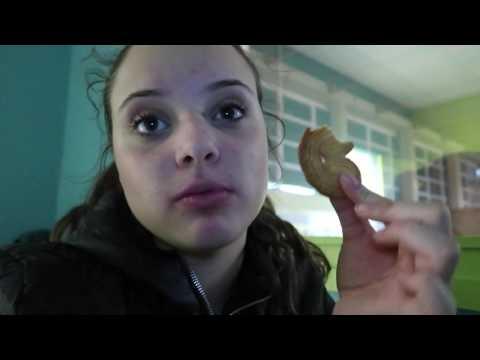 Nadjin trening - Gimnastika NADJA PADA SA GREDE HAHAHA