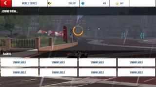 Asphalt 8 airborne donkervoort D8 Gto vs Citroen DS survolt in multiplayer ....donkervoort dominates