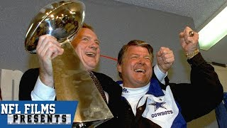 25 Years Ago the Cowboys Dynasty Changed Football | NFL Films Presents