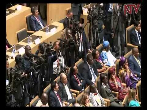 Five African countries support move to leave ICC