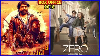 KGF Chapter 1 vs Zero 2018 Movie Budget, Box Office Collection, Verdict and Facts