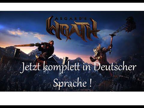Asgards Wrath VR 05# Jetzt komplett in Deutsch/Valve Index Gameplay Deutsch ReVive #Livestream