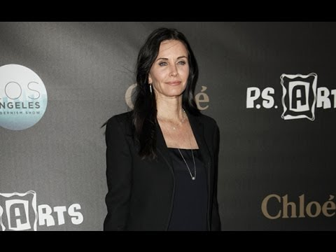 Cougar Town CoStars Split! Courteney Cox and Brian Van Holt Break Up