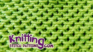 STAMEN STITCH - easy to knit