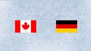 LIVE | Прямая трансляция | Канада-Германия| 1080p