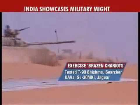Indian Military Wargames