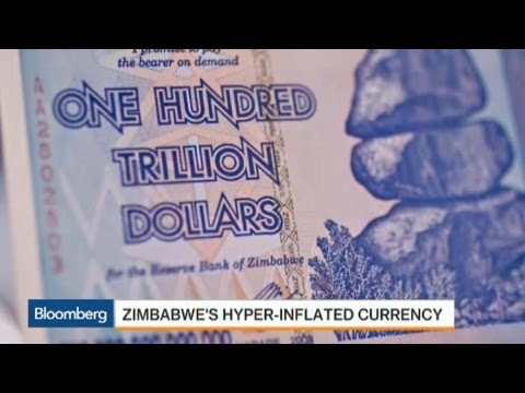 175 Quadrillion Zimbabwean Dollars Are Worth 5