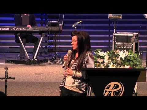 Kari Jobe - Teaching on Worship
