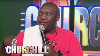Salvador On Churchill Show