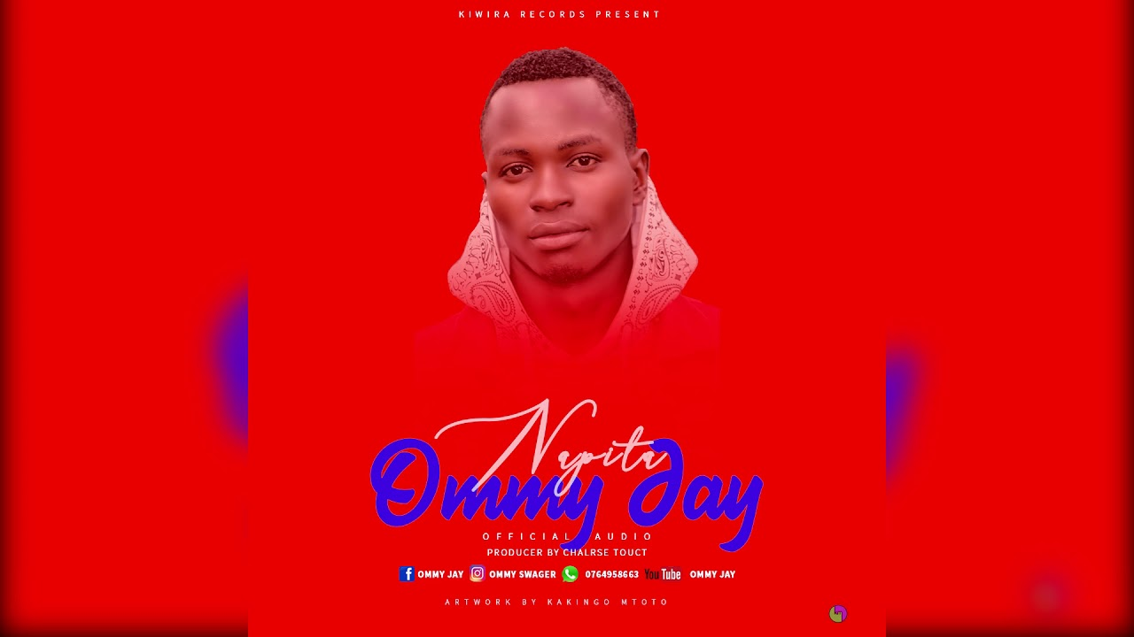 Download Ommy Jay NAPITA Official Audio PRODUCER BY CHALRSE TOUCH