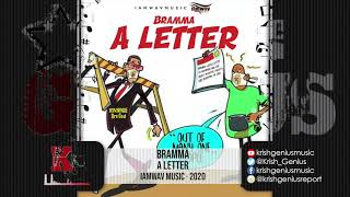Bramma - A Letter (Official Audio 2020)