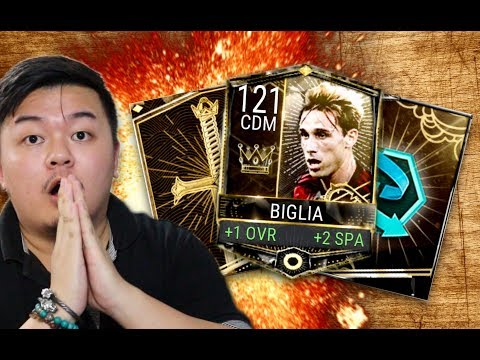 100 BIGLIA AND GOLDEN SWORD CLAIMED!! 13MIL COINS WORTH OF TOKEN!! FIFA MOBILE