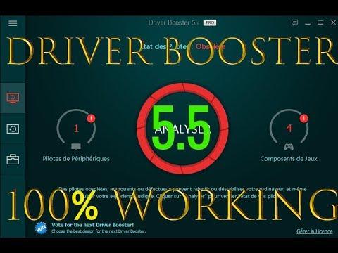 driver booster 5.5.1 keygen