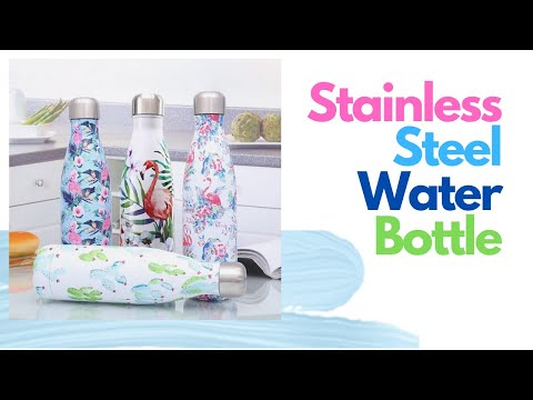 Top 5 Best Stainless Steel Water Bottles of 2020