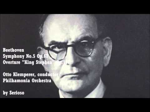 Beethoven, Symphony No 5 Op 67, Otto Klemperer,cond