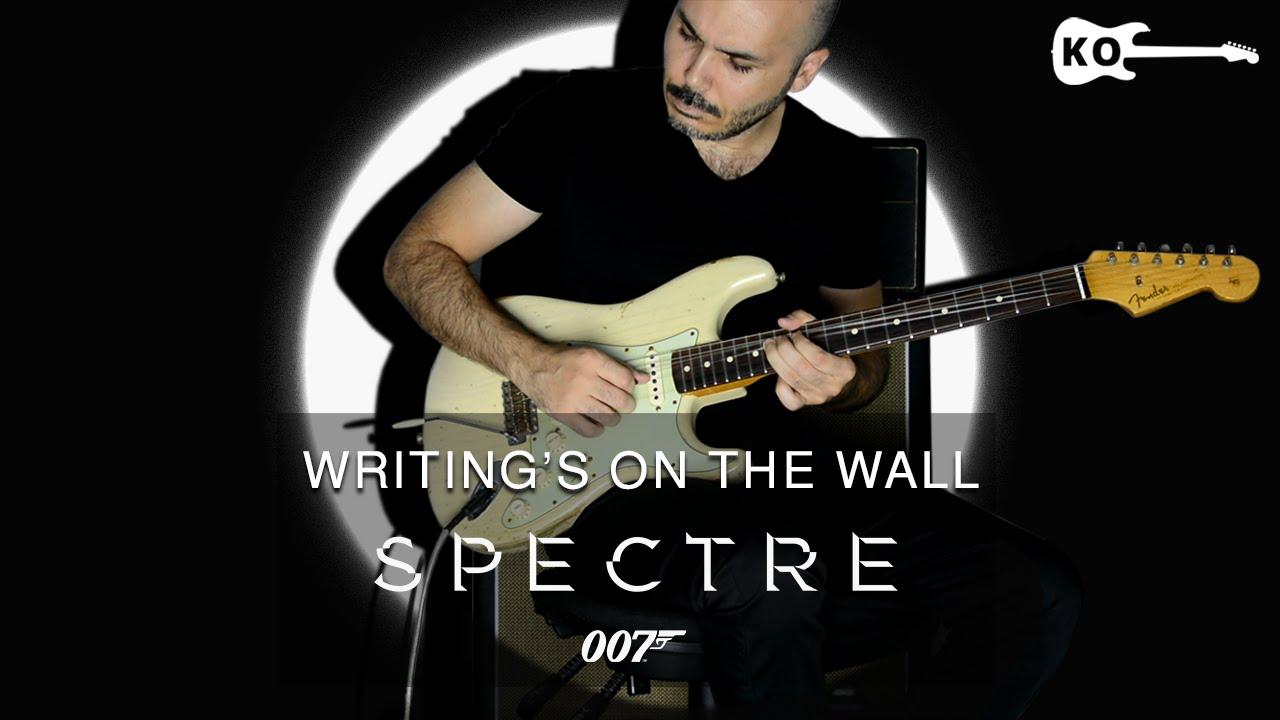 sam-smith-writings-on-the-wall-electric-guitar-cover-by-kfir-ochaion-kfir-ochaion