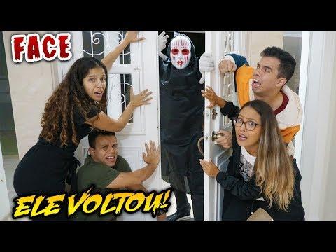 O FACE VOLTOU! (MUITO MEDO) -  A POLÊMICA CONTINUA! - KIDS FUN