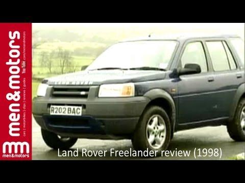 Land Rover Freelander Review (1998)