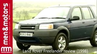 Land Rover Freelander Review (1998)