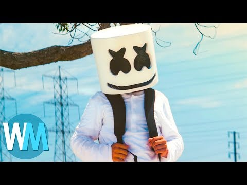 Top 10 Marshmello Songs