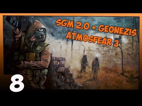 Stalker SGM 2.0 + Geonezis + Atmosfear 3 Прохождение - Часть #8[Флешка для Информатора и Янов]