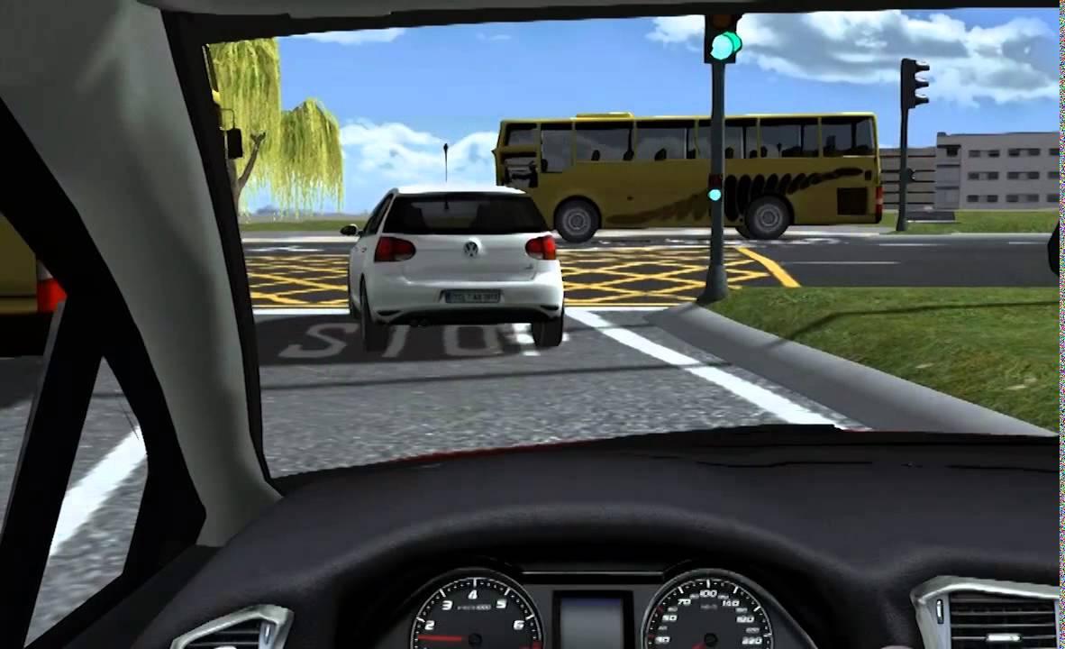 Car Driving Simulator