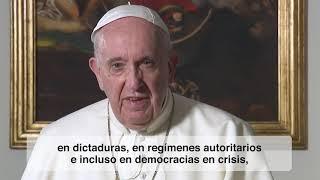 Intención de oración del Papa en abril: Por los derechos fundamentales