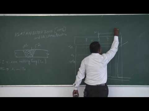 Heat Affected Zone and its Characteristics in welding - Dr. Balakrishnan