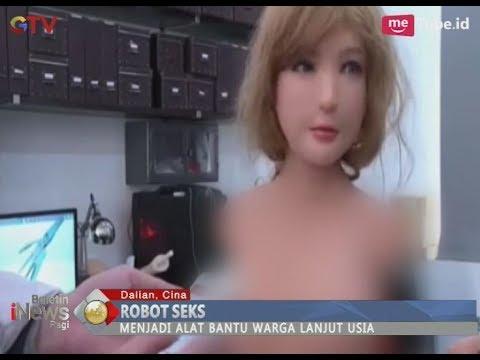 Robot Seks Pintar untuk \