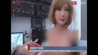 """Download Video Robot Seks Pintar untuk """"Jomblo"""" dan Lansia Hadir di China - BIP 03/02 MP3 3GP MP4"""