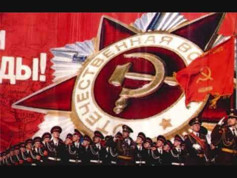 There March The Soldiers - Red Army Choir