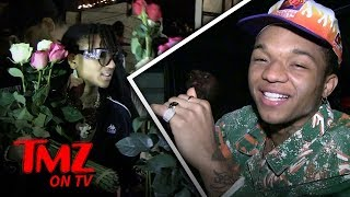 Swae Lee Is Swimming In Roses | TMZ TV
