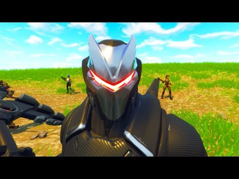 7 masked skins face reveal | Fortnite Battle Royale!