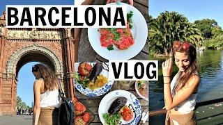 Follow Me Around In BARCELONA! Travel Vlog