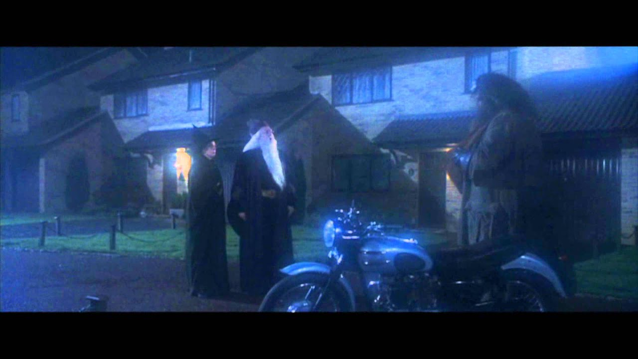 Download Harry Potter and the Philosopher's Stone - the first scene (HD)
