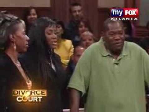 Juanita Bynum On divorce Court 9
