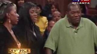 Juanita Bynum On divorce Court 9