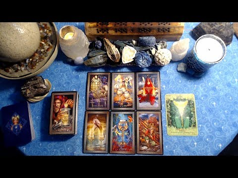 AQUARIUS 15th to 21st January 2018~They Choose YOU & Feel More Balanced with YOU!
