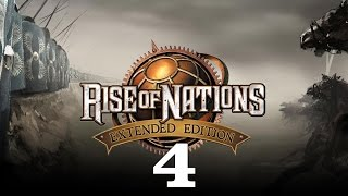 Rise of Nations: Extended Edition #4 - Зажатый японец