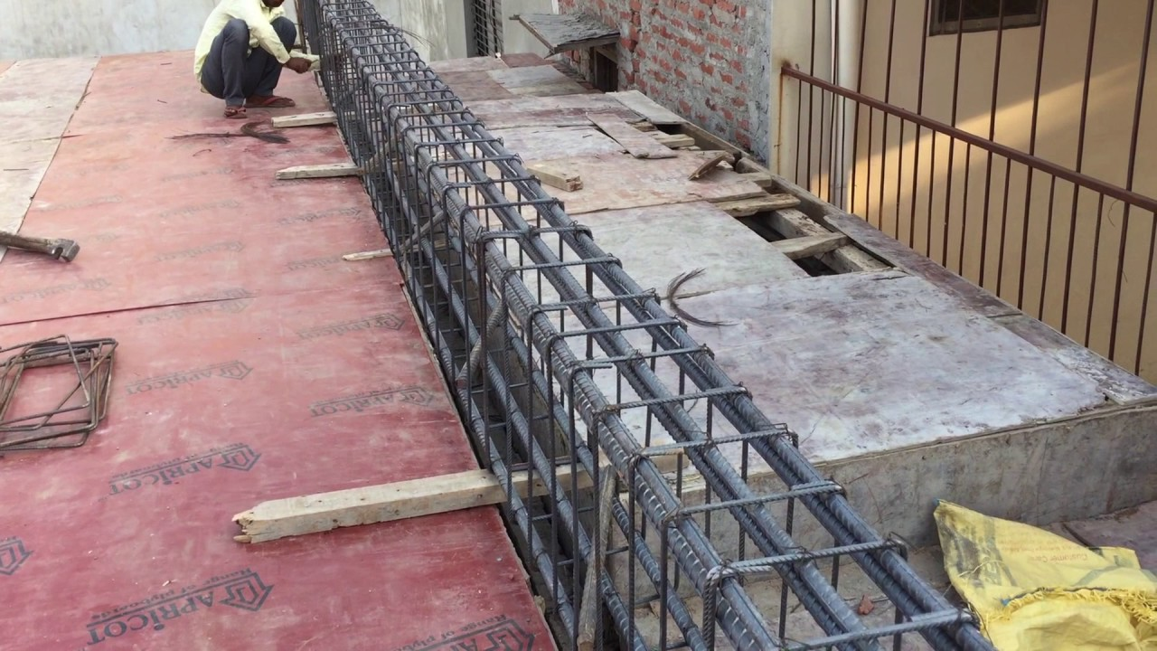 For Rcc Lanter Shuttering Beams Amp Pillars Tmt Bars Tying