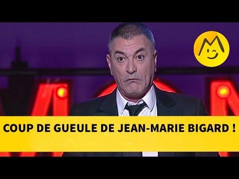 Coup de gueule de Jean-Marie Bigard !